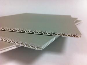 Archiv-Wellpappe BC-Welle, säurefrei, alterungsbeständig, 6,4 mm, 182x252 cm_KB