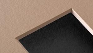 Passepartoutkarton XL in 2,6 mm - 182x252 cm, säurefrei, alterungsbeständig, PH-Wert 8,0_9,5